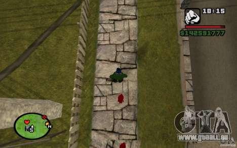 New Grove-Street für GTA San Andreas fünften Screenshot
