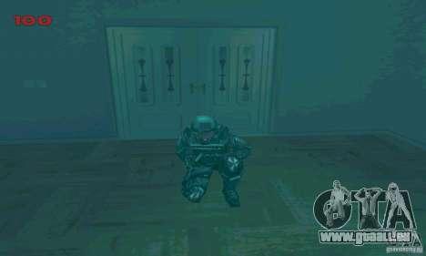 Siegel der Ambrelly für GTA San Andreas achten Screenshot