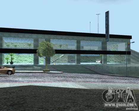 HD Motor Show pour GTA San Andreas deuxième écran