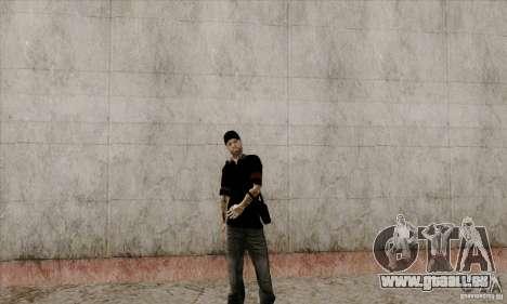 Peau sur Bmydrug pour GTA San Andreas