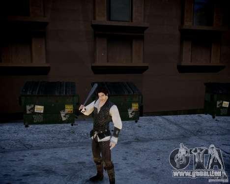 Assasins Creed 2 Young Ezio für GTA 4 achten Screenshot