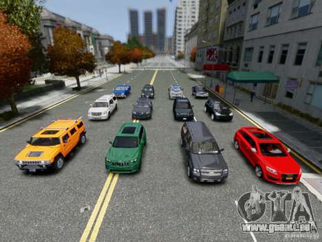 Real Car Pack 2013 Final Version pour GTA 4 secondes d'écran