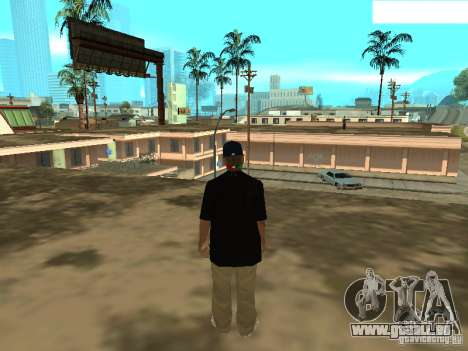 Mexicano Skin für GTA San Andreas dritten Screenshot