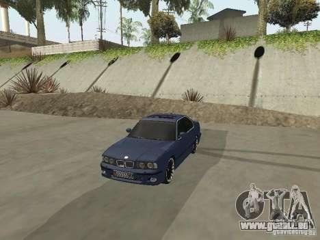 BMW M5 E34 V2.0 für GTA San Andreas