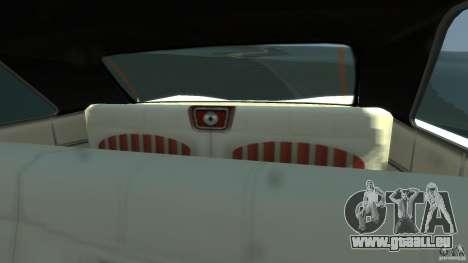 Voodoo Boat für GTA 4 Innenansicht