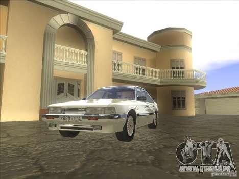 Mazda 626 DC 1986 für GTA San Andreas