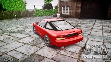 Nissan 240SX pour GTA 4 est un côté