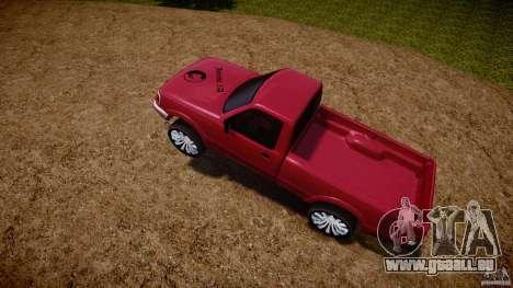 Ford Ranger pour GTA 4