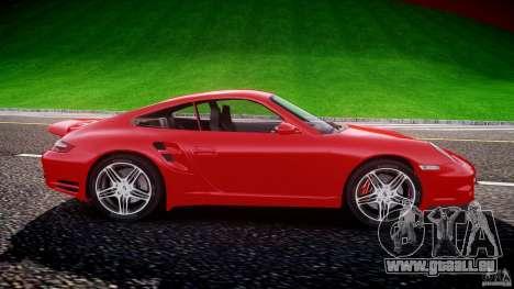 Porsche 911 Turbo V3 (final) pour GTA 4 Vue arrière