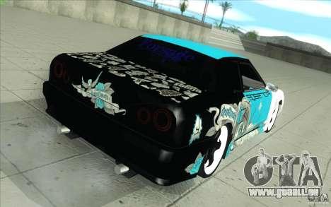 Forsage pour GTA San Andreas moteur