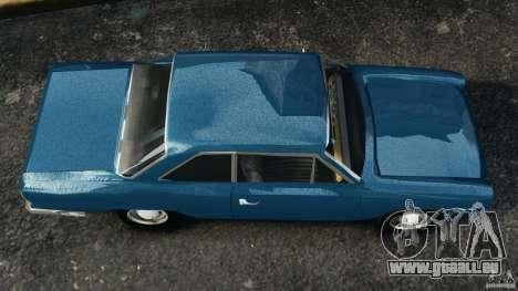 Renault Torino 380 W für GTA 4 rechte Ansicht