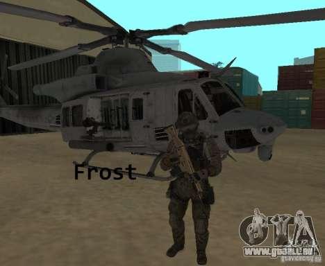 Frost and Sandman für GTA San Andreas zweiten Screenshot