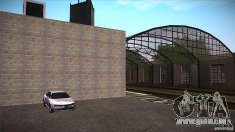 San Fierro Upgrade pour GTA San Andreas quatrième écran
