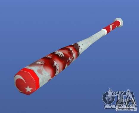 Baseball Bat TUR pour GTA 4 troisième écran