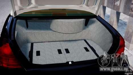 Ford Crown Victoria Massachusetts Police [ELS] für GTA 4 Innenansicht