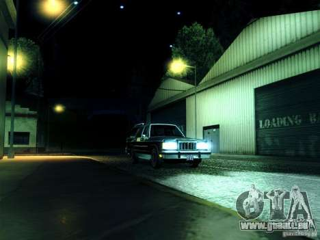 ENBSeries by muSHa für GTA San Andreas fünften Screenshot