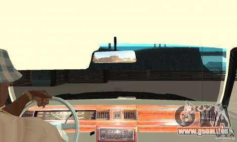 Ford LTD Crown Victoria 1985 MIB pour GTA San Andreas vue de droite