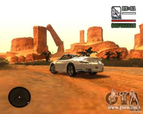 Real palms v2.0 pour GTA San Andreas troisième écran