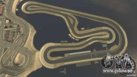 Piste de course pour GTA 4