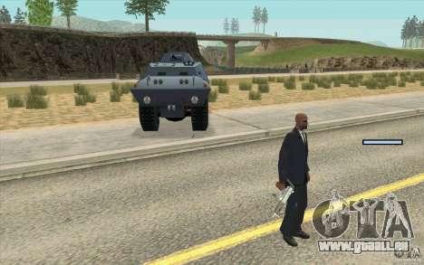 Wache auf BTR für GTA San Andreas zweiten Screenshot