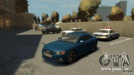 Audi S5 pour GTA 4