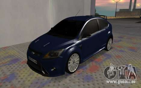 Ford Focus RS pour GTA San Andreas
