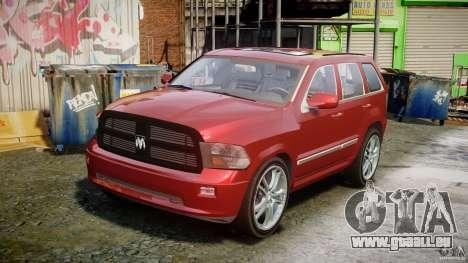 Dodge Durango [Beta] für GTA 4
