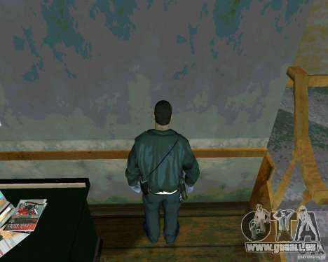 New Medic für GTA San Andreas her Screenshot