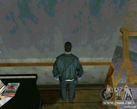 New Medic pour GTA San Andreas quatrième écran