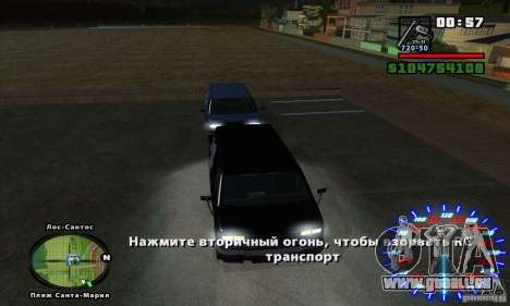 RC mod für GTA San Andreas fünften Screenshot