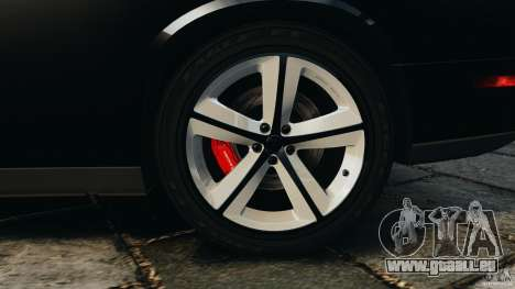 Dodge Challenger SRT8 392 2012 pour GTA 4 Salon