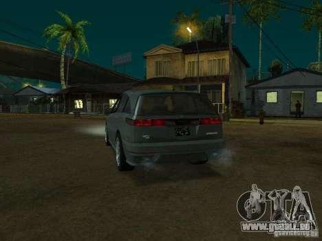 Staude von GTA 4 für GTA San Andreas linke Ansicht