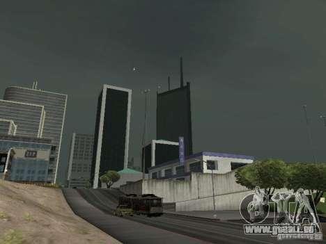 Weather manager pour GTA San Andreas deuxième écran