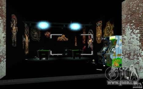 New Bar pour GTA San Andreas deuxième écran