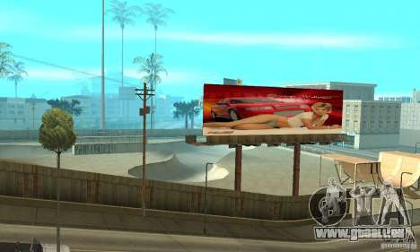 Energy Wallpaper für GTA San Andreas zweiten Screenshot
