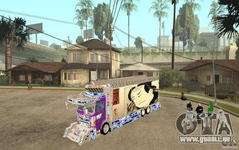 ART TRACK für GTA San Andreas