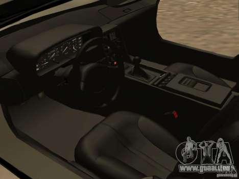 DeLorean DMC-12 für GTA San Andreas Seitenansicht