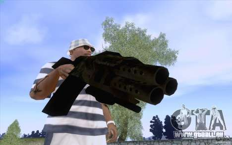 Wappen von f.e.a.r. für GTA San Andreas fünften Screenshot