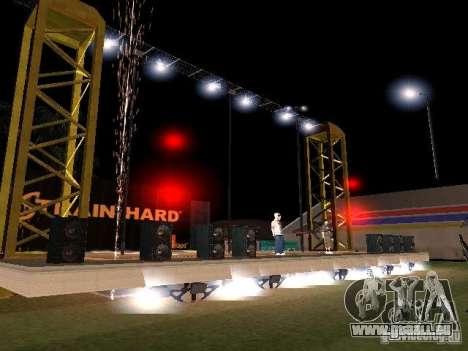 Konzert des AK-47 für GTA San Andreas neunten Screenshot