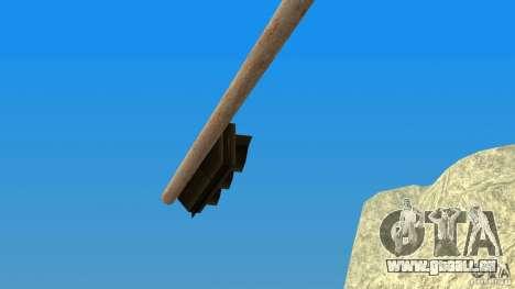 Rostige Ampel für GTA San Andreas fünften Screenshot