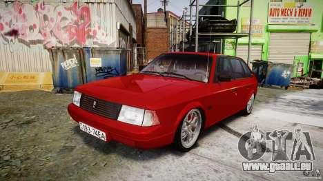 AZLK Moskvitch 2141 STR-v 2.1 pour GTA 4
