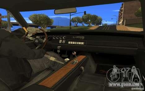 Dodge Charger R/T für GTA San Andreas linke Ansicht