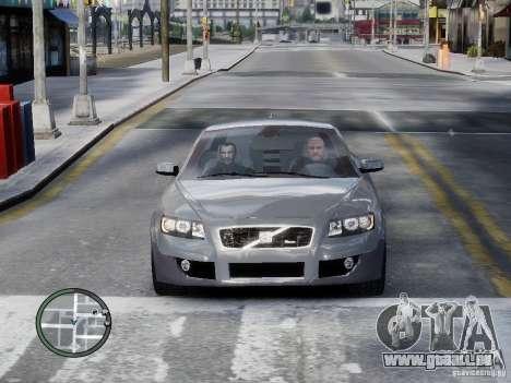 VOLVO C20 RSIGION für GTA 4
