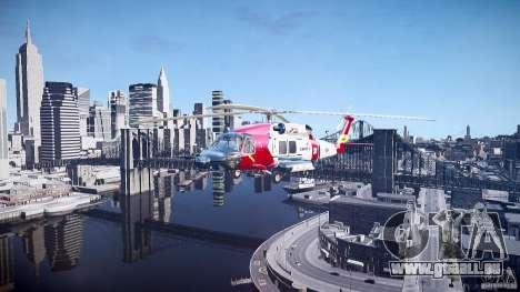 HH-60J Jayhawk pour GTA 4