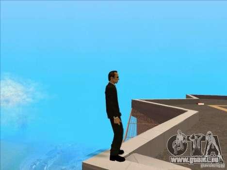 Matrix Skin Pack pour GTA San Andreas huitième écran