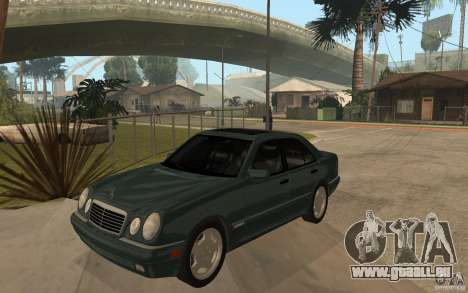 Mercedes-Benz E420 W210 1997 pour GTA San Andreas