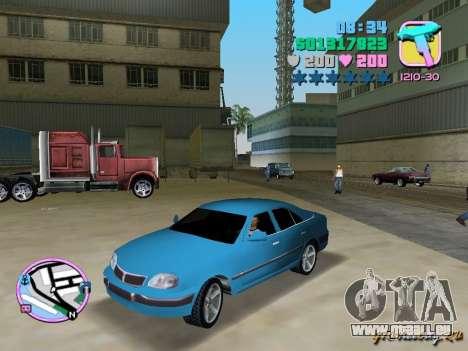 Gaz Volga 3111 pour GTA Vice City