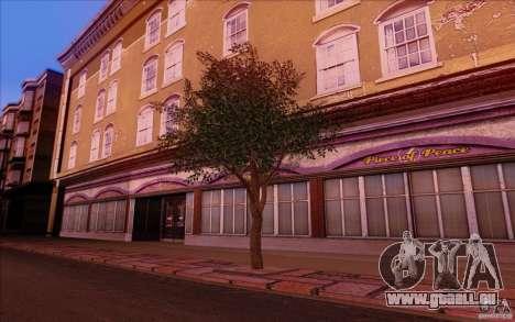 Behind Space Of Realities 2013 für GTA San Andreas sechsten Screenshot