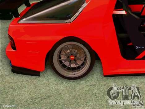 Mazda RX7 pour GTA San Andreas vue de côté