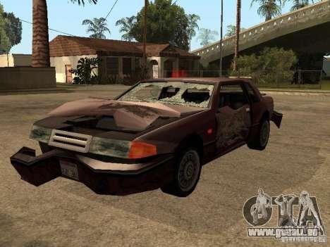 Dommages réalistes pour GTA San Andreas
